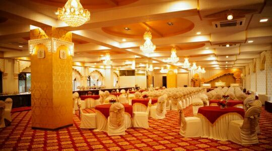 Banquets in Vapi