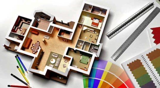 Interior Designers  in Vapi