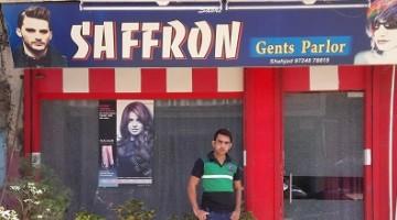 Photo of Saffron Gents Parlor