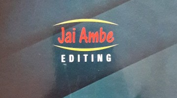 Photo of Jai Ambe Editing