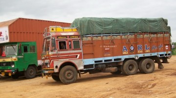 Photo of Indian Logistics