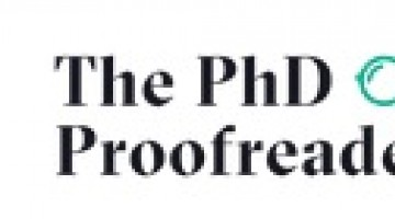 Photo of The PhD Proofreaders Ltd